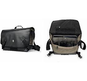 Crumpler Muli 4500 -black tarpaulin /khaki
