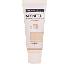 Maybelline Affinitone, 30 ml, odstín 03 Light Sand Beige