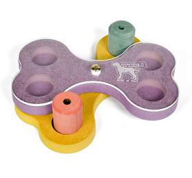 SmartDOG - interaktivní hračka Plexi Kost malá SMART DOG s.r.l.