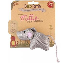 Beco Cat Nip Toy - Myška Millie BeCoThings