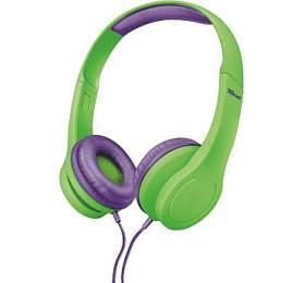 TRUST Bino Kids Headphone -green