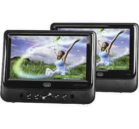 Trevi TW 7005/BK DVD-DOPPIO 2 x LCD