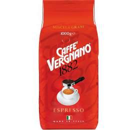Zrnková káva Vergnano Espresso Bar 1000g