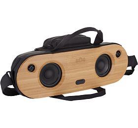 MARLEY Bag ofRiddim 2- Signature Black, přenosný audiosystém sBluetooth