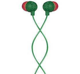 MARLEY Little Bird -Rasta, sluchátka douší sovladačem amikrofonem