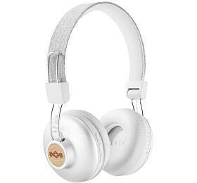 MARLEY Positive Vibration 2.0 Bluetooth -Silver, bezdrátová sluchátka přes hlavu