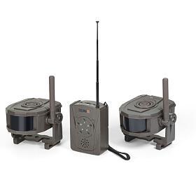 Technaxx bezdrátový bezpečnostní Alarm set, Přijímač a2x pohybový sensor