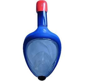 P1501L-MO Celoobličejová potápěčská maska sešnorchlem