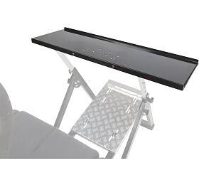 Next Level Racing Gaming Desktop, přídavný stolek