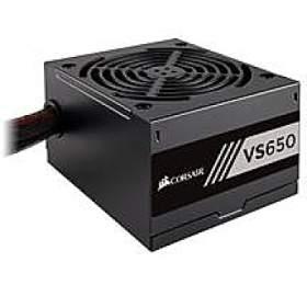 Corsair PCzdroj 650W VS650 80+ White 120mm ventilátor