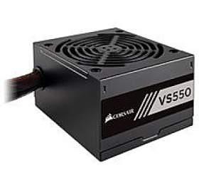 Corsair PCzdroj 550W VS550 80+ White 120mm ventilátor