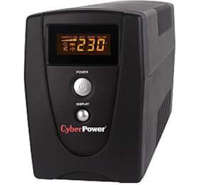 CyberPower GreenPower Value LCD UPS 800VA/480W