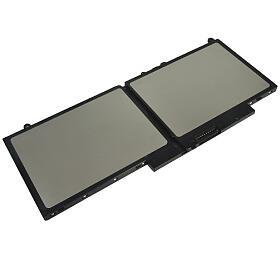 Latitude E5470 2článková Baterie doLaptopu 7,6V 62Wh
