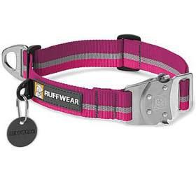 Ruffwear obojek pro psy, Top Rope Dog Collar, fialový, velikost M