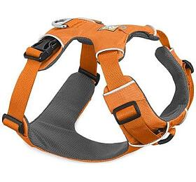 Ruffwear postroj pro psy, Front Range, oranžový, velikost M