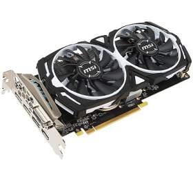 MSI Radeon RX 570 ARMOR 8G OC / PCI-E / 8GB / HDMI / DL-DVI-D / 3xDP / active