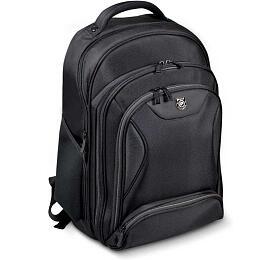 """PORT DESIGNS MANHATTAN batoh na15,6"""" notebook a10,1"""" tablet, černý"""