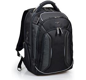 "PORT DESIGNS MELBOURNE BP batoh na 15,6'' notebook a 10"" tablet, černý"