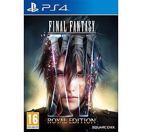 PS4 -Final Fantasy XV: Royal Edition