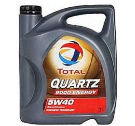 Total QUARTZ 9000 5W-40 5LEnergy