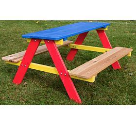 Marimex sestava dětská dřevěná PIKNIK