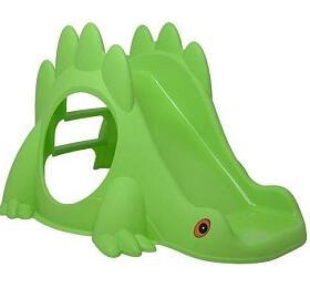 Marimex skluzavka Dino - zelená