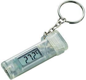 Teploměr naklíče Voltraft KT-1, -15 až+49,8 °C, 3roky záruka VOLTCRAFT