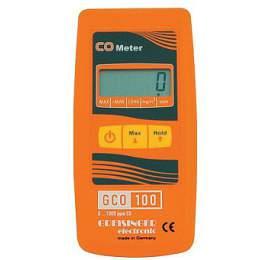 Detektor oxidu uhelnatého Greisinger GCO 100
