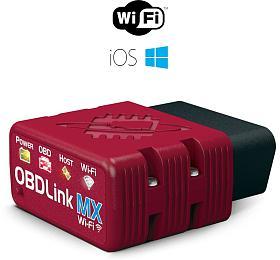 Diagnostika OBDLink MX Wi-Fi + CZ program TouchScan - 3 roky záruka SIXTOL