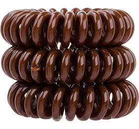 Invisibobble The Traceless Hair Ring, 3 ml, odstín Pretzel Brown