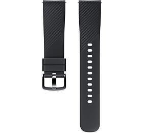 Samsung Silikonový řemínek 20mm, Black