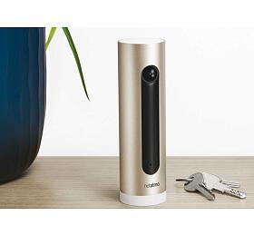 Netatmo Welcome -bezpečnostní kamera srozpoznáním obličejů