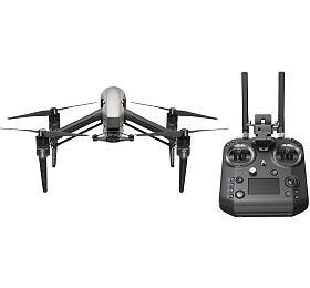DJI kvadrokoptéra -dron, INSPIRE 2RAW, ovladač,