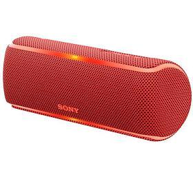 Sony SRS-XB21, červený