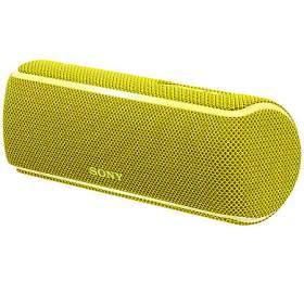 Sony SRS-XB21, žlutý