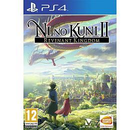 PS4 - NI NO KUNI II: REVENANT KINGDOM