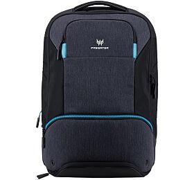 """PREDATOR batoh 2v1 pro 15.6"""" notebooky, černý"""