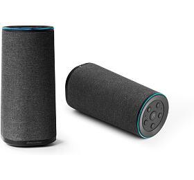 Technaxx přenosný Bluetooth reproduktor Multiroom MusicMan,hlasové ovládání, 2000 mAh, černý(BT-X34)