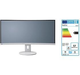 DISPLAY B34-9 UE, EUP Line 86,4cm(34') ultra wide Display Marble grey, 4-in-1-stand DP,HDMI,VGA,USB
