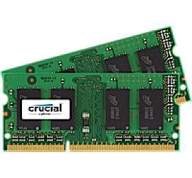 Crucial CL13 2x4GB