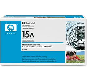 Toner HP C7115A, 2,5K stran originální - černá