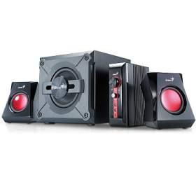 Genius GXGaming SW-G 2.1 1250 -černé/červené