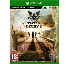 XBOX ONE -State ofDecay 2