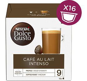 NESCAFÉ® Dolce Gusto® Café auLait Intenso kávové kapsle 16ks