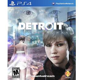 Detroit: Become Human hra PS4 Sony
