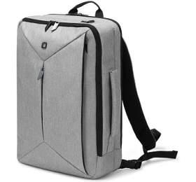 "DICOTA batoh pro notebook Backpack Dual EDGE/ 13-15,6""/ světle šedý"