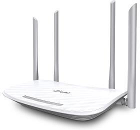 TP-Link Archer C5AC1200 WiFi DualB Gbit Router,1x USB, 4xfixed antenna