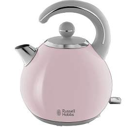 Russell Hobbs Bubble Soft Pink kanvica 24402-70