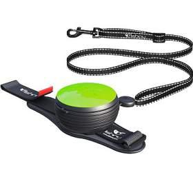Lishinu vodítko 3v1, Light Lock, zelené