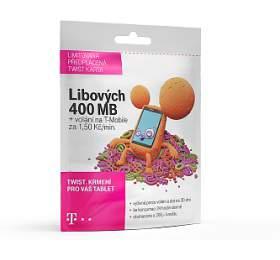 TWIST SIM Twist s Námi 400 MB T-Mobile